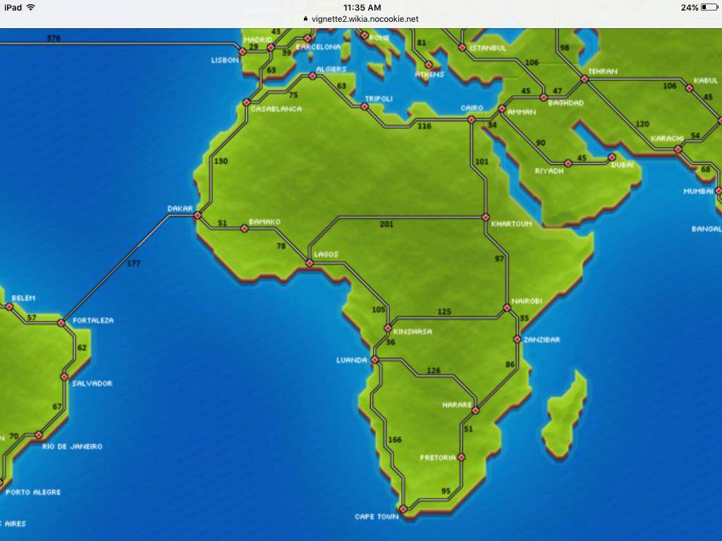 Africa | Pocket Trains Wiki | FANDOM powered by Wikia on