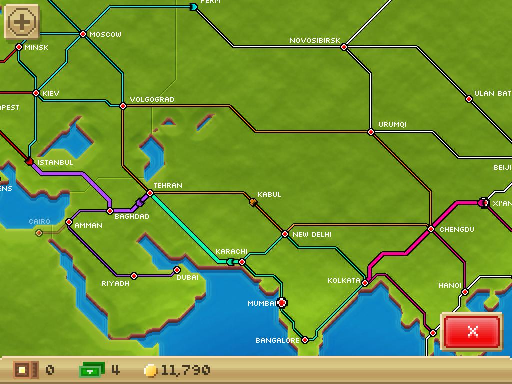 Railroads | Pocket Trains Wiki | FANDOM powered by Wikia on dubai map, khartoum map, alexandria map, aleppo map, casablanca map, shiraz map, jakarta map, tehran map, medina map, tahrir square map, addis ababa map, paris map, africa map, constantinople map, kabul map, pyramid of giza map, cape town on map, mombasa map, lagos map, jerusalem map,