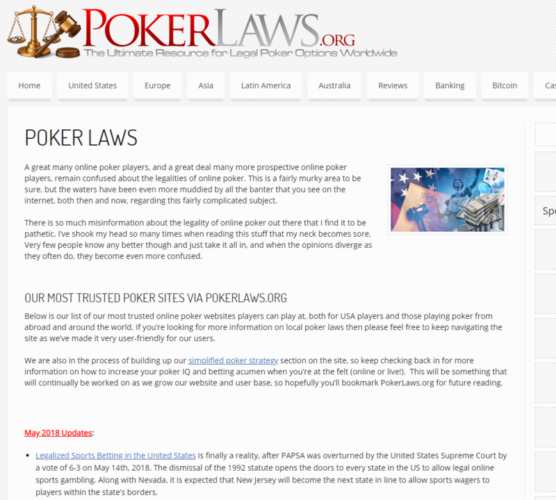 Pokerlaws-homepage-sep-2018
