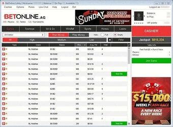 Betonline Poker Poker Wiki Fandom