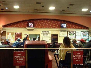 Casino sanpablo inside