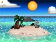 New sand island