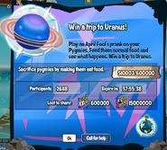 Uranuschallengeeee