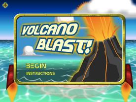 Volcanoblast