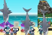 Zombie pygmy - no shark
