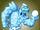 Ice Monster God