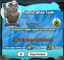 Sharky Win