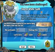 Sharkchallenge