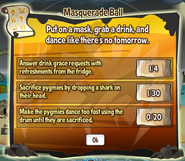 Masquerade Ball quest
