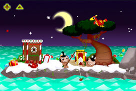 Holiday skin pack