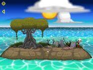 New graveyard island