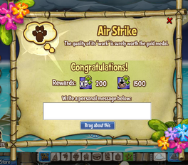 Airstrikevictory