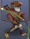 Frog Hunter's Bow