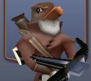 Assassin's Heavy Crossbow
