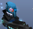 Cyber Skull of the Void