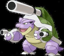 ShinyMega Blastoise