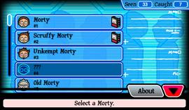 MortyDeck