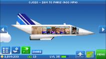 CJ020 Concorde