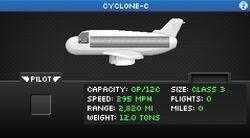 CycloneC