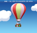 The Hot Air Balloon