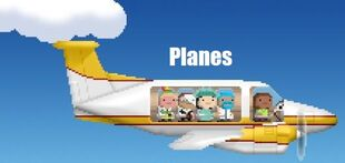 Category:Planes