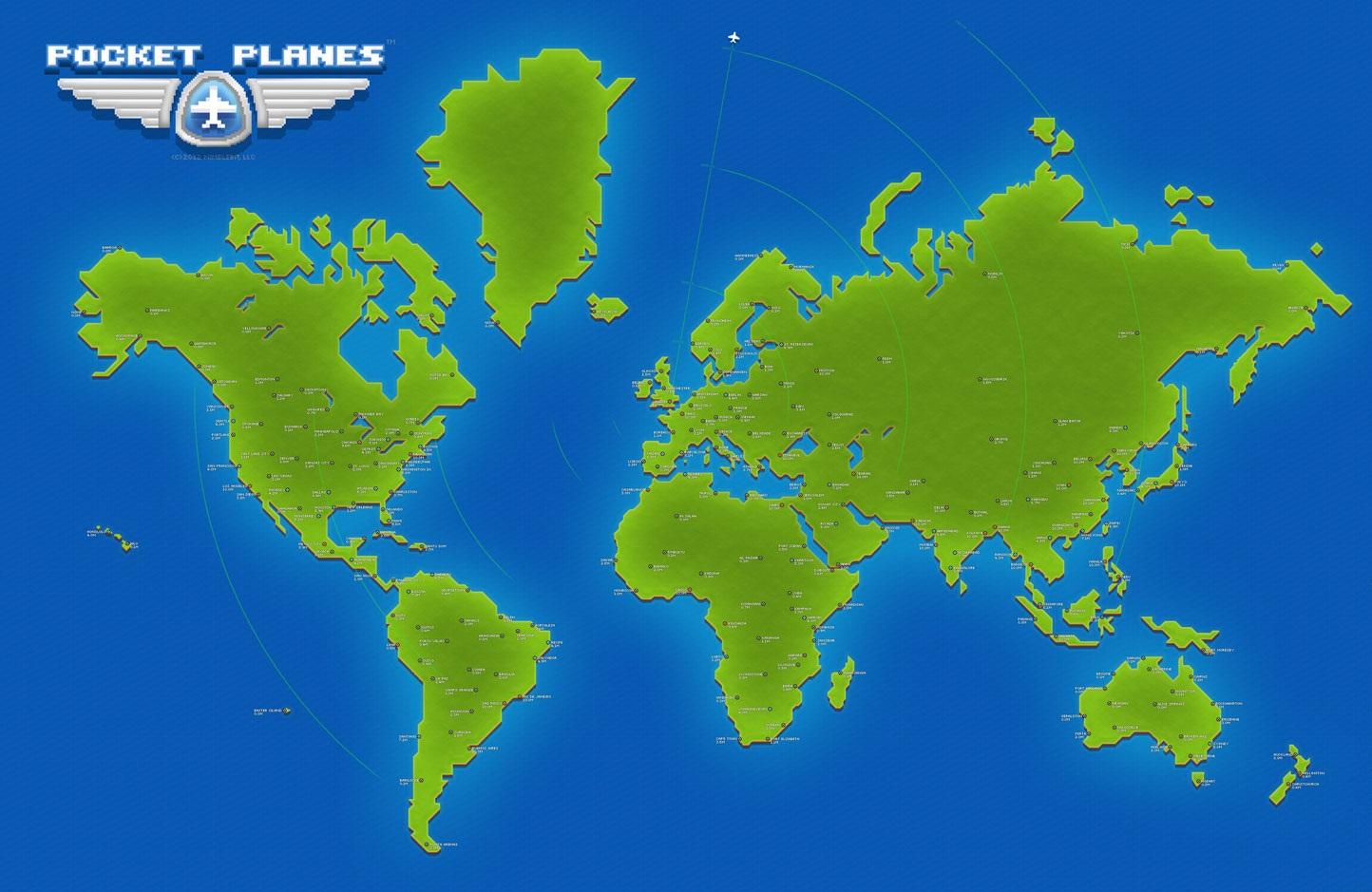 Image world mapg pocket planes wiki fandom powered by wikia world mapg gumiabroncs Gallery