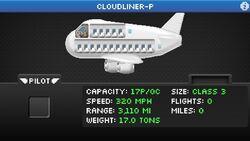 CloudlinerP