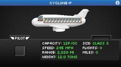 CycloneP