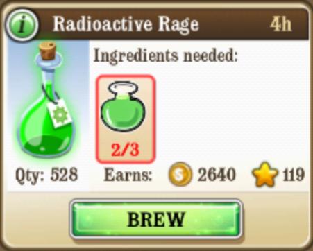 Radioactive Rage