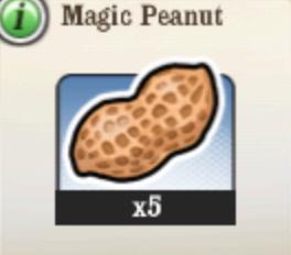 Magic Peanut