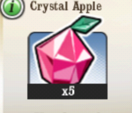 Crystal Apple