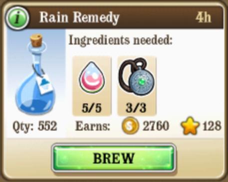 Rain Remredy