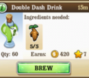 Double Dash Drink