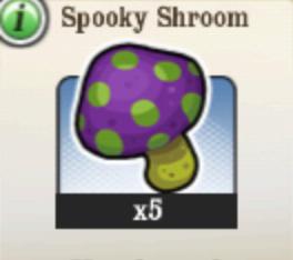 Spooky Shroom