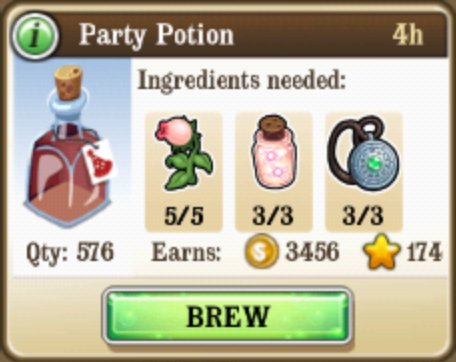 Party Potion