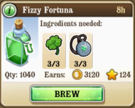 Fizzy Fortuna