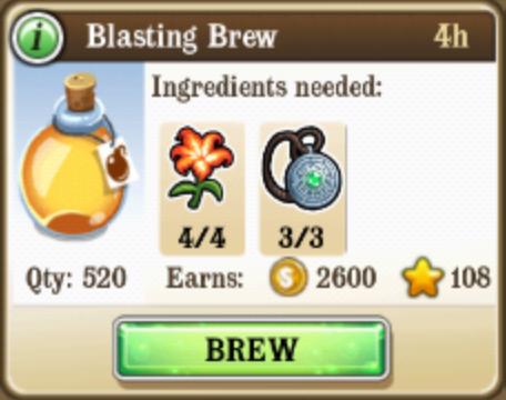 Blasting Brew