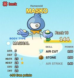 MASKO (BLUE) cr