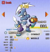 T-02 (COMBAT MODE Blue) cr