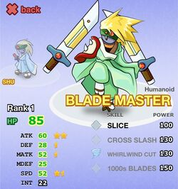 BLADE MASTER cr