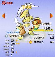 T-02 (COMBAT MODE Yellow) cr
