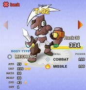 T-02 (COMBAT MODE Brown) cr