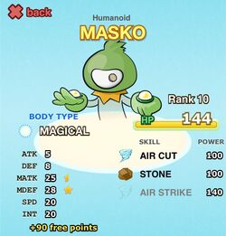 MASKO (GREEN) cr