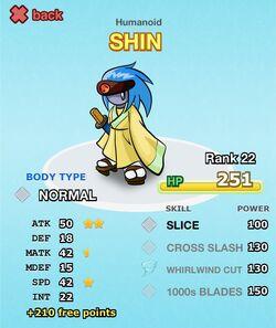 SHIN cr