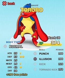 TORORO cr