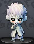 Pockie Ninja White Ichigo Avatar
