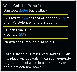 Water Colliding Wave info