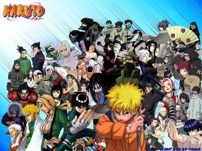 TomB1000 Naruto Montage