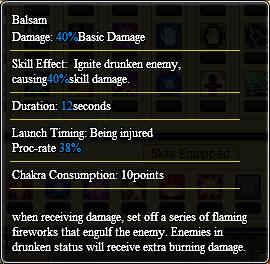 Balsam info