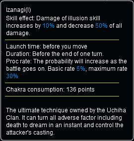 Izanagi info